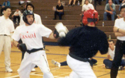Kickboxing Turnaments