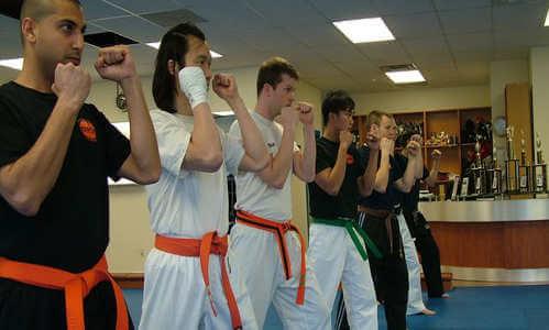 Sport Kickboxing