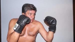 Master Mehrad Tehrani SKF Sport Kickboxing Romanian Representative